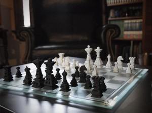 3д печать шахматы Киев 3ddevice.com.ua