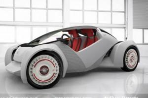 атомобиль на 3d принтере 3ddevice.com.ua