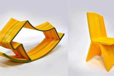 3D печать мебель