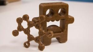 3D печать из пищевых отходов 3ddevice.com