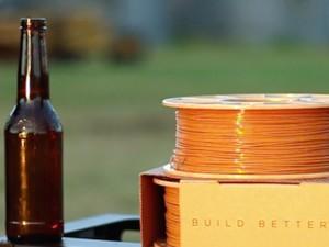 3D печать из пивных отходов 3ddevice.com ua