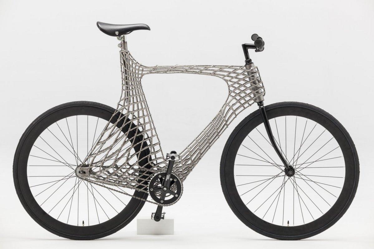 3D печать велосипед