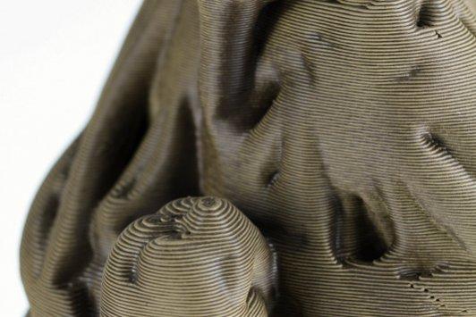 3D печать глина