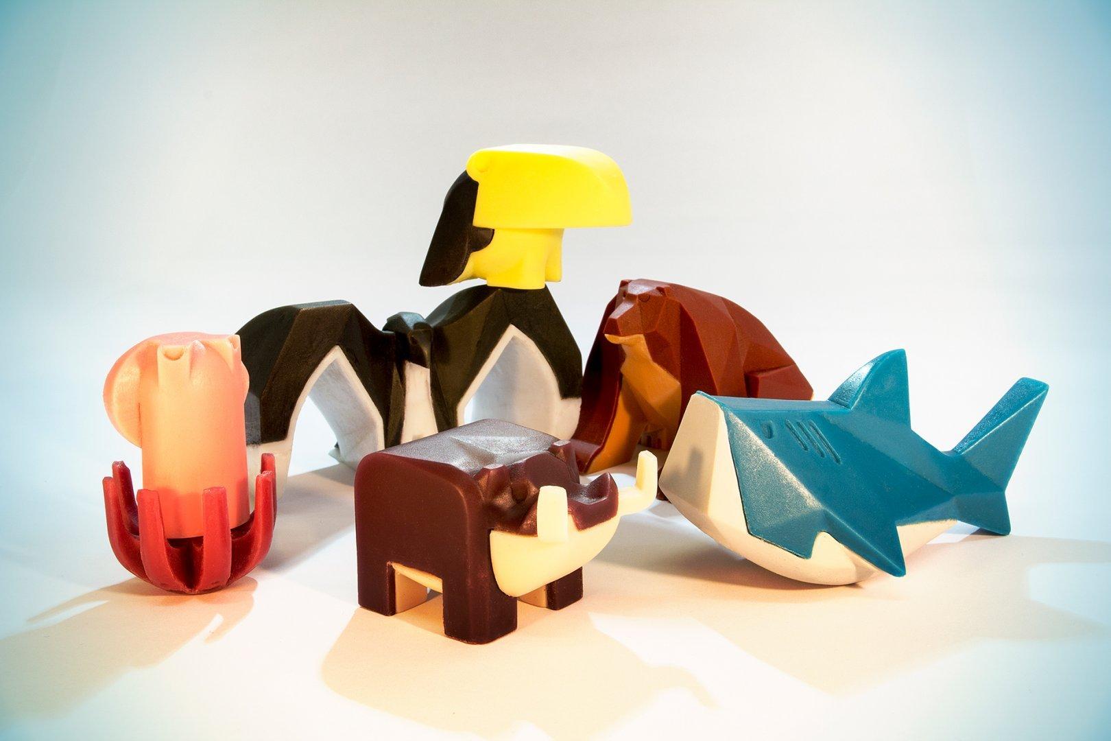 3D печать игра