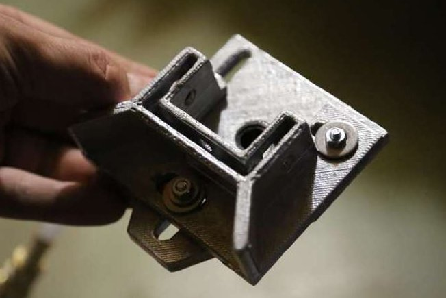 3D печать металлом!