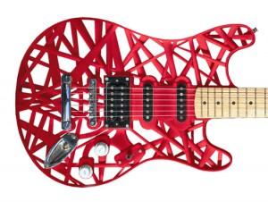 Гитара 3D принтере