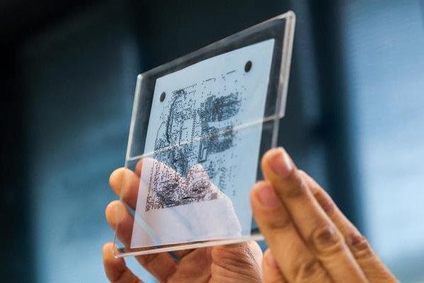 3D нанопечати