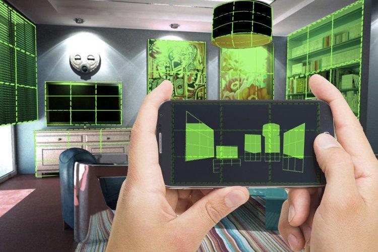 3D-сканер смартфон