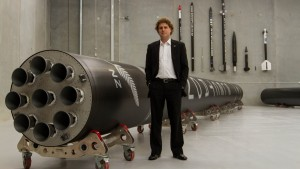3D печать ракета