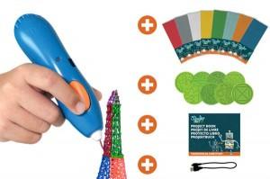 3д ручка для детей 3ddevice.com.ua