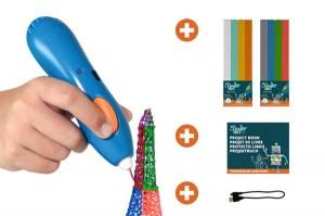 3d ручка для маленьких художников новые возможности