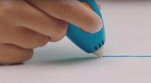 новая 3d ручка для детей 3ddevice.com.ua