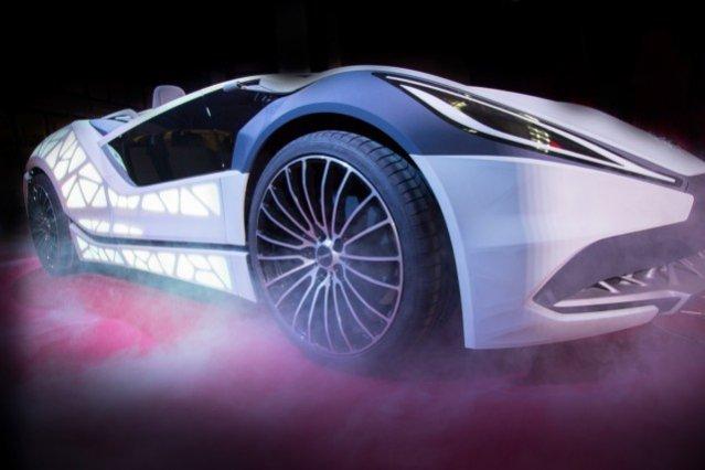 3D печать автомобиля