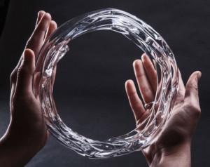 3D печать стеклом на 3D принтере