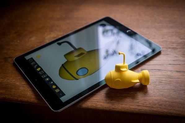 3D моделирование iPad