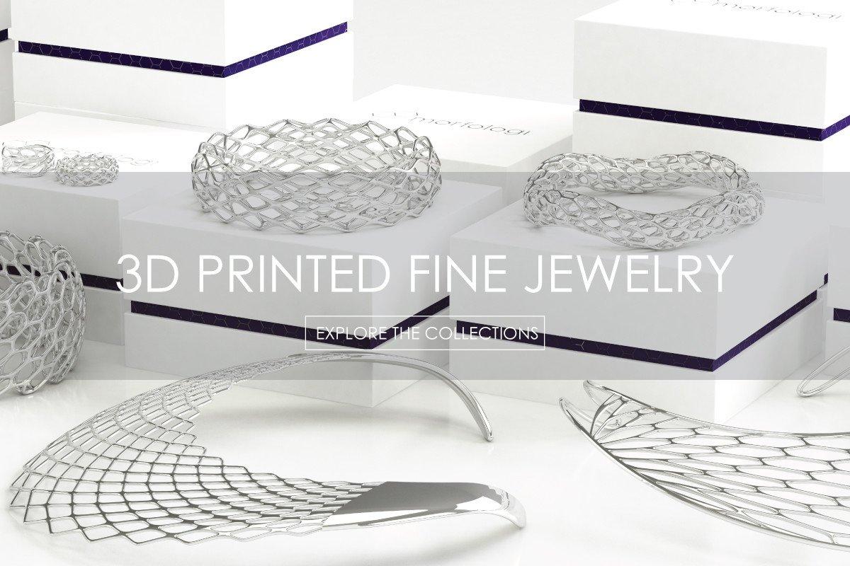 3D печать украшений
