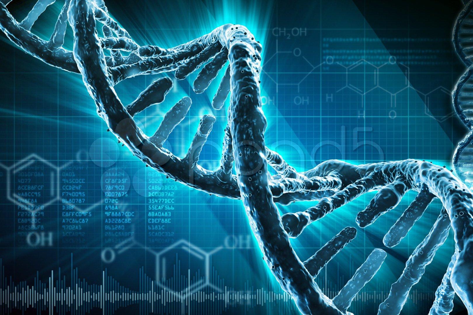 3D печать ДНК