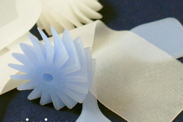 3D печать силикон