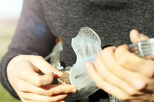 3D-печать скрипка
