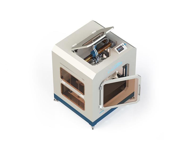 3D принтер CreatBot D600 купить Одесса