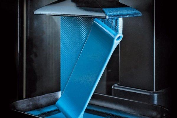 3D принтер - технологии CLIP