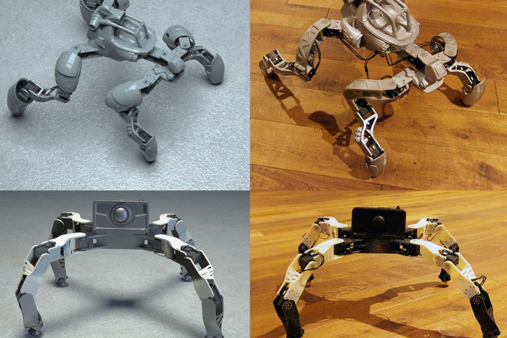 3D печать робот
