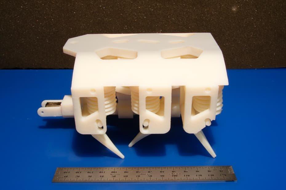 3D печать роботов