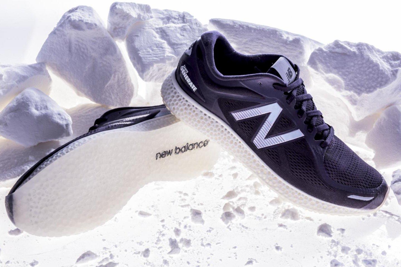 3D печать кроссовок