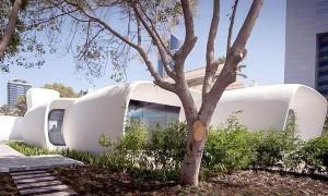 3D-печатный офис в Дубае2