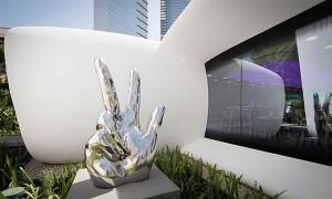 3D-печатный офис в Дубае4