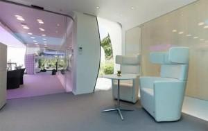3D-печатный офис в Дубае8