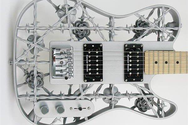 3D печать гитара