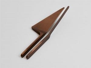 3D-печатная лопатка для торта и нож