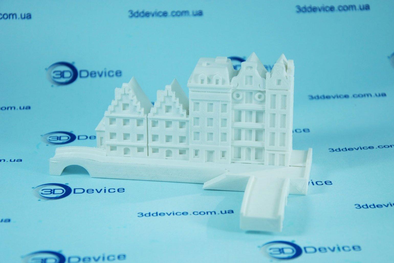 3D печать макета