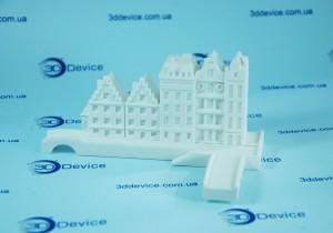Архитектурное макетирование на 3D принтере7