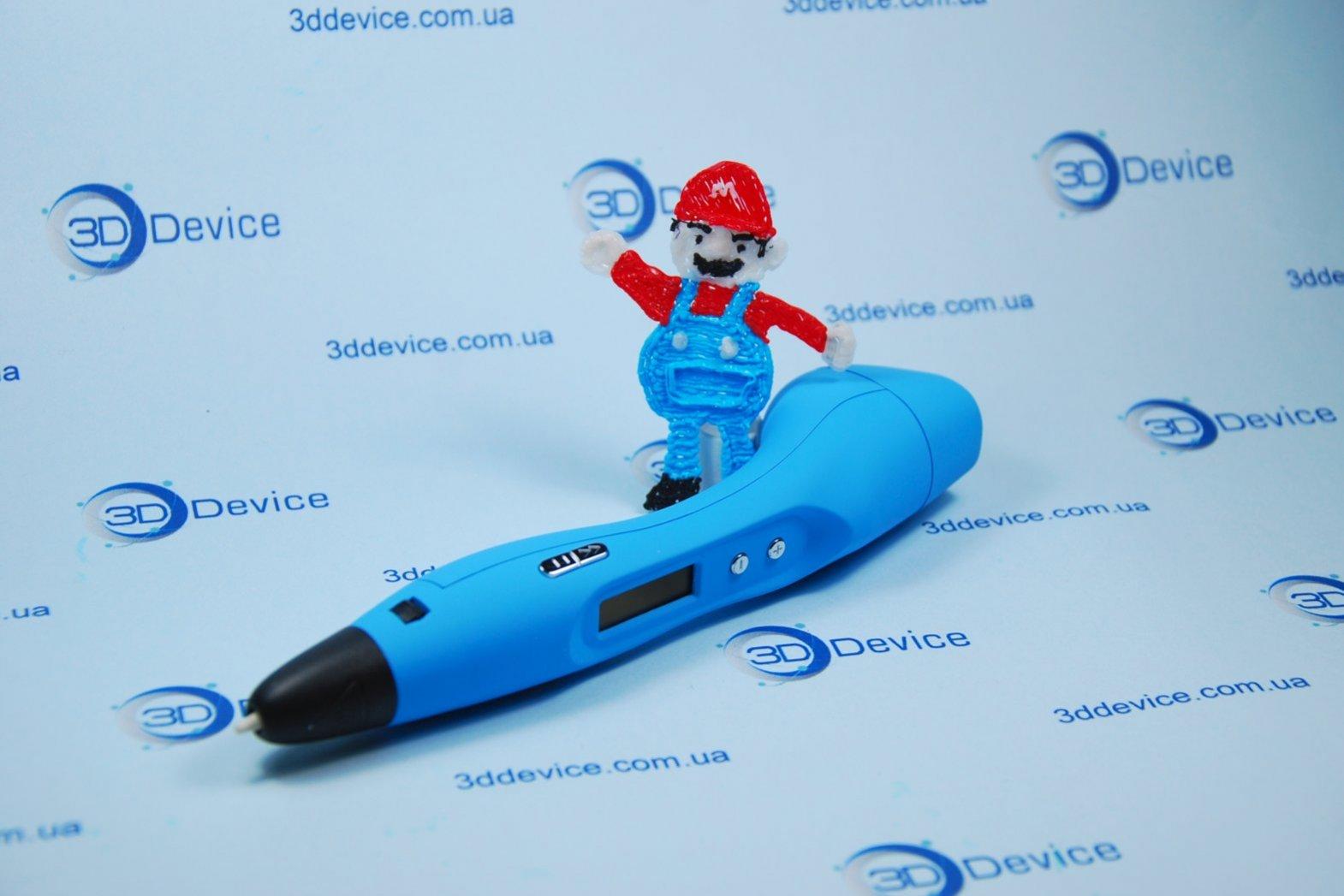 Фантазии с 3D ручкой