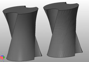 Построение 3D модели, пригодной для 3D печати