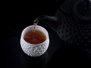 3D-печатная фарфоровая чашка