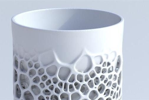 3D-печать чашки