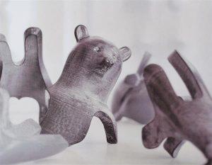 3D-печатные игрушки головоломки Locknesters