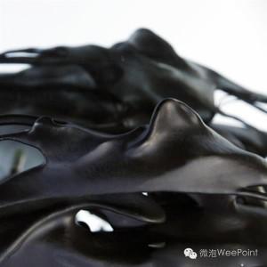 3D-печатное произведение искусства Ink Cloud1