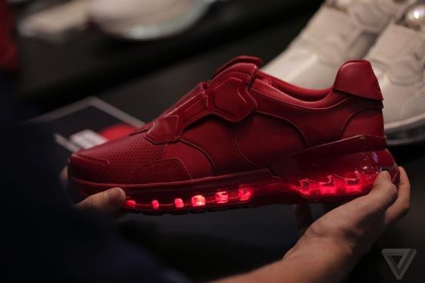 3D-печатные умные кроссовки