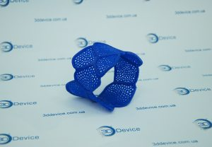 Браслет на 3D принтере
