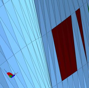 Инвертированные полигоны в 3D модели