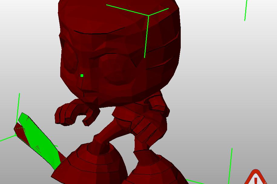 Создание 3D модели для 3D печати