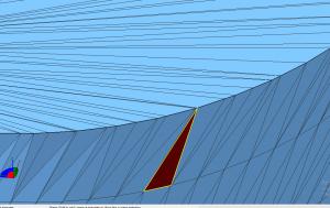Отсутствие ребра в 3D модели