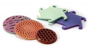 Полноцветная 3D печать силиконом1