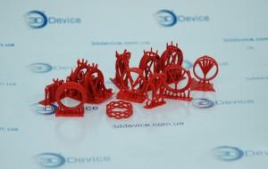 Ювелирная 3Д печать