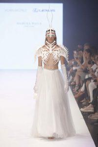 3D-печатное платье Voxelworld19