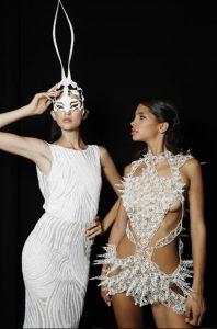 3D-печатное платье Voxelworld6